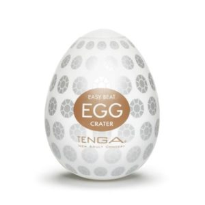 Tenga æg onani æg crater udenpå