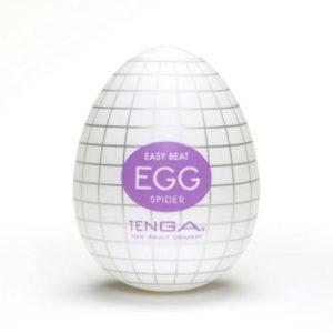 Tenga æg onani æg spider udenpå