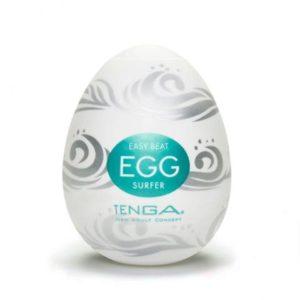 Tenga æg onani æg surfer udenpå