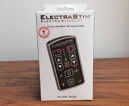 ElectraStim Flick Duo EM80-E